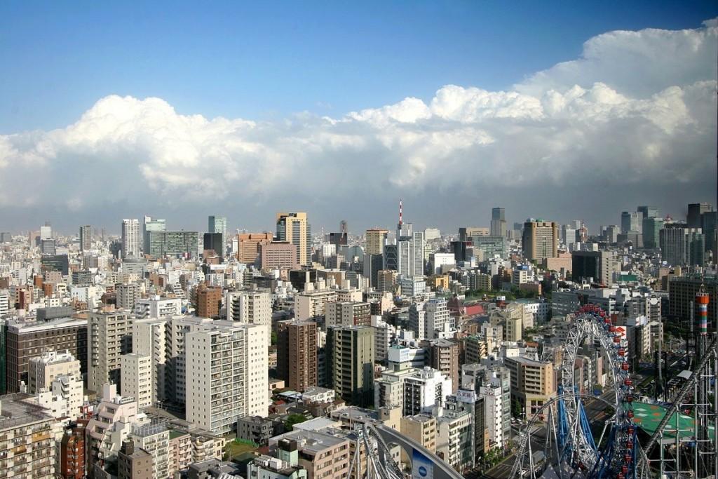 Tokio-panorama