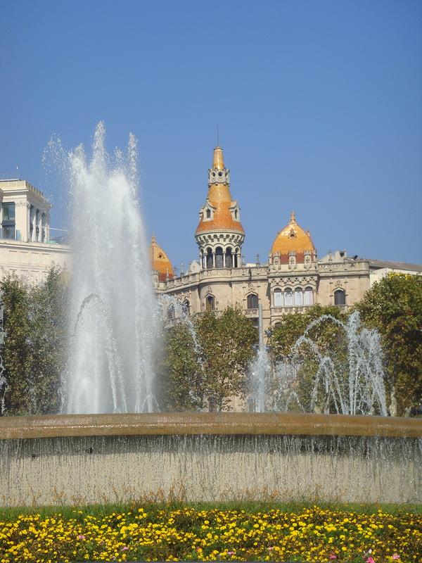 Фотоотчет о Барселоне. Испания
