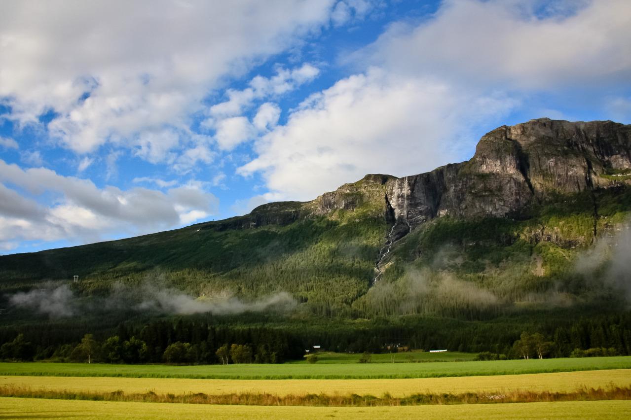 По дорогам Норвегии