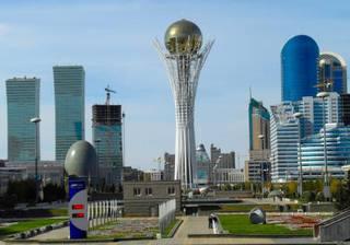 Степная жемчужина Астана: отдых с широким размахом