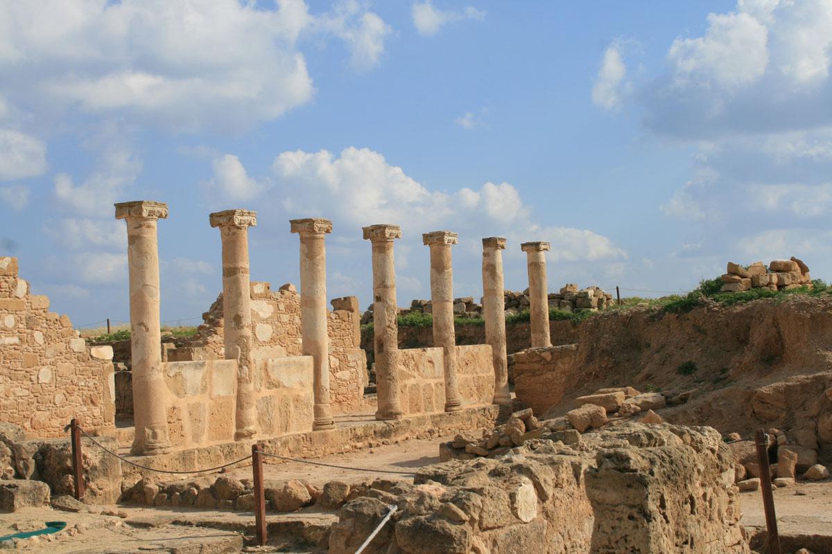 Археологический музей Като Пафоса