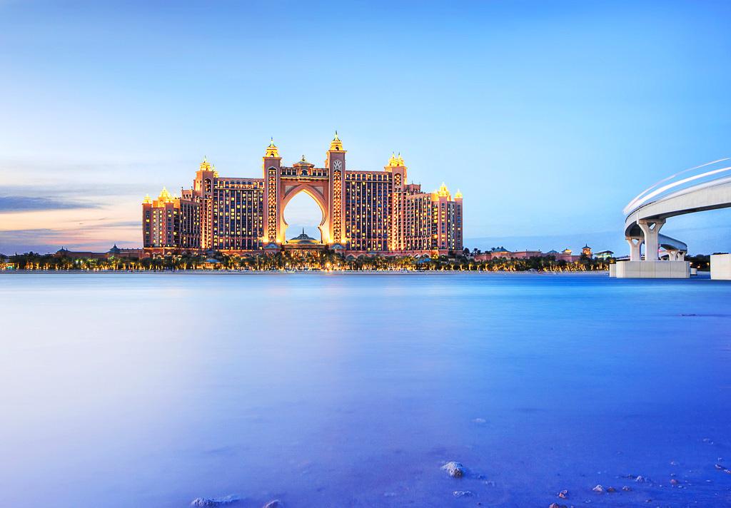 Отель Atlantis Palm, Дубаи