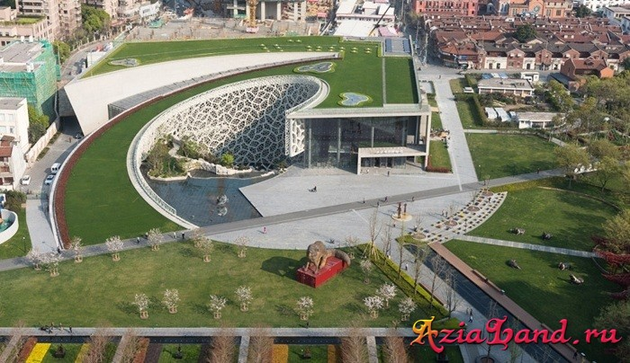 Музей Естествознания в Китае