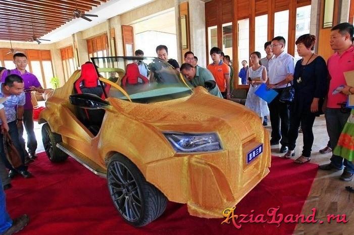 концепт кар в Китае