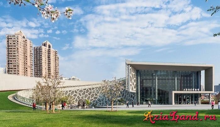 новый музей в китае
