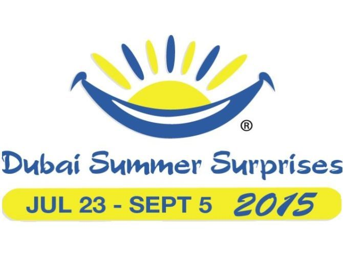 Dubai Summer Surprises 2015