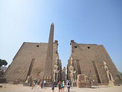 Луксор Египет