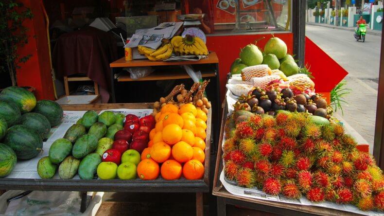Шопинг на острове Самуи: рынки и магазины