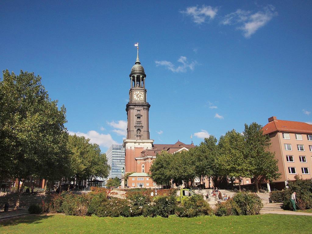 Hauptkirche-Sankt-Michaelis