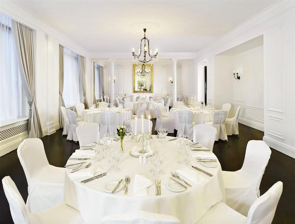 Hotel Bristol, Warsaw, Marconi