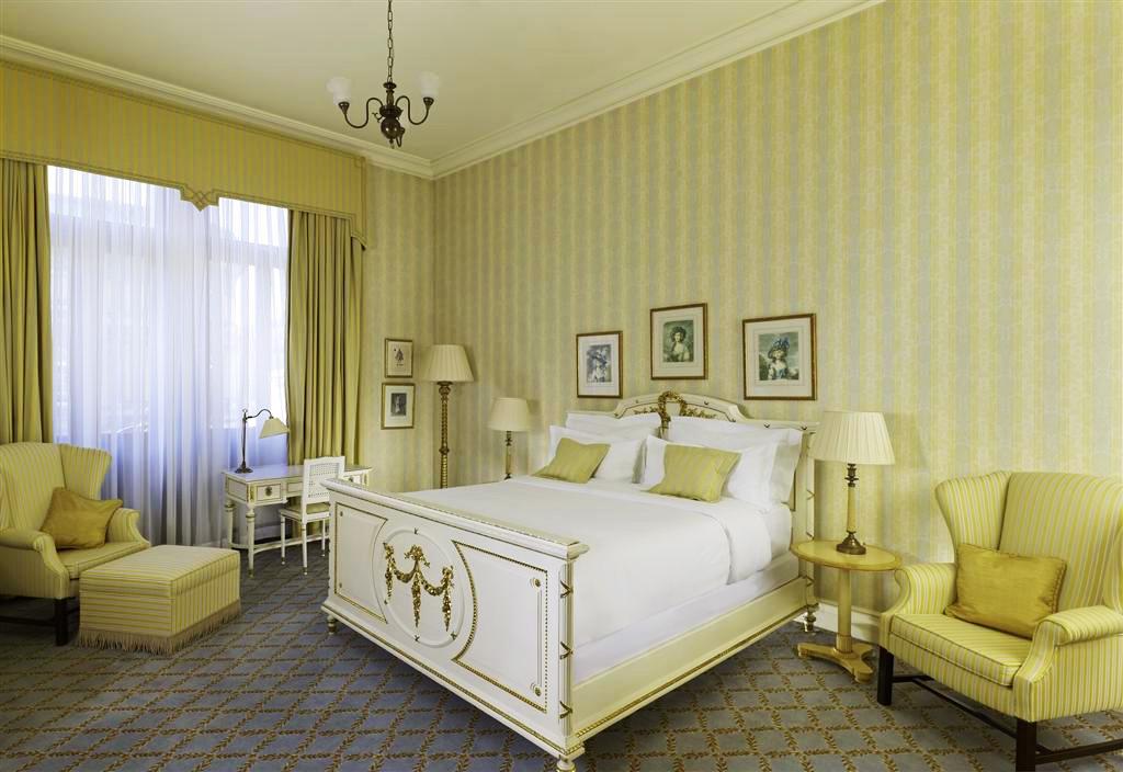 Hotel Bristol, Warsaw, Paderewski Suite