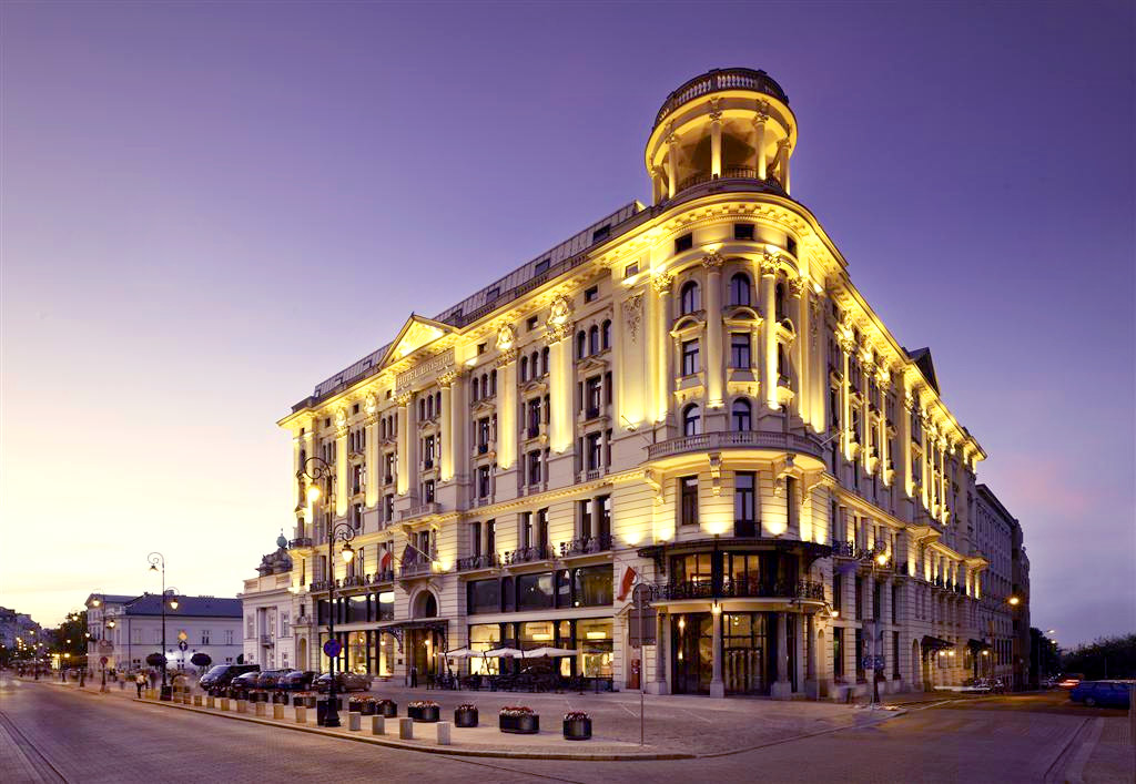 Hotel Bristol в Варшаве