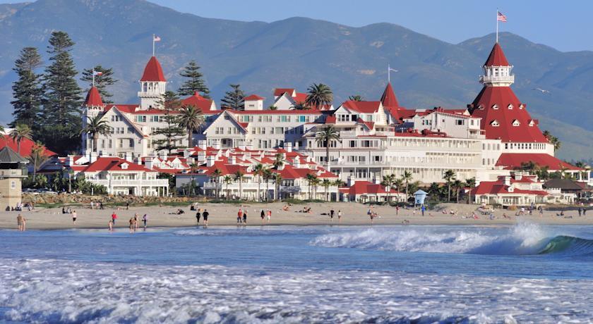 Hotel del Coronado, Сан-Диего, Калифорния
