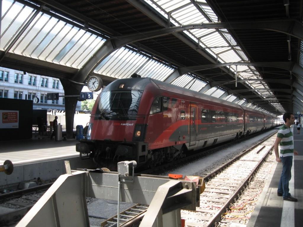 Побег в Европу на 3 дня (Швейцария, Испания, Австрия)