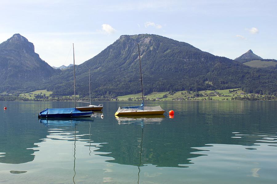 Путешествие по Австрии