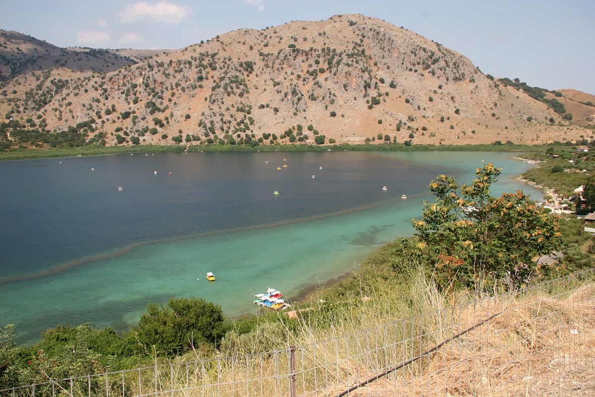 Озеро Курна (Курнас)