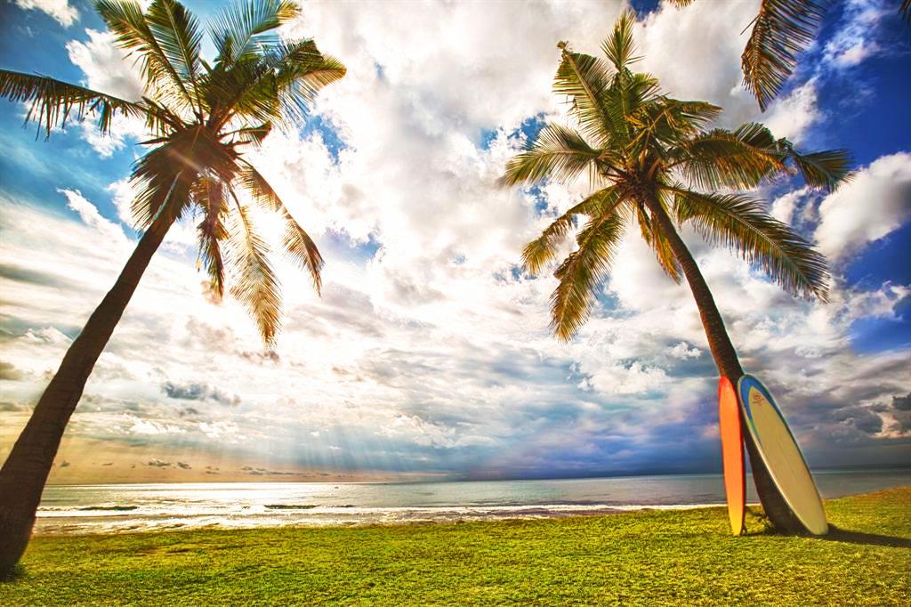 Кута, пляж