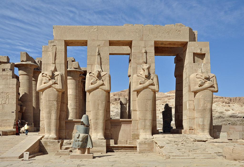 Таинственный курортный Луксор (Египет)