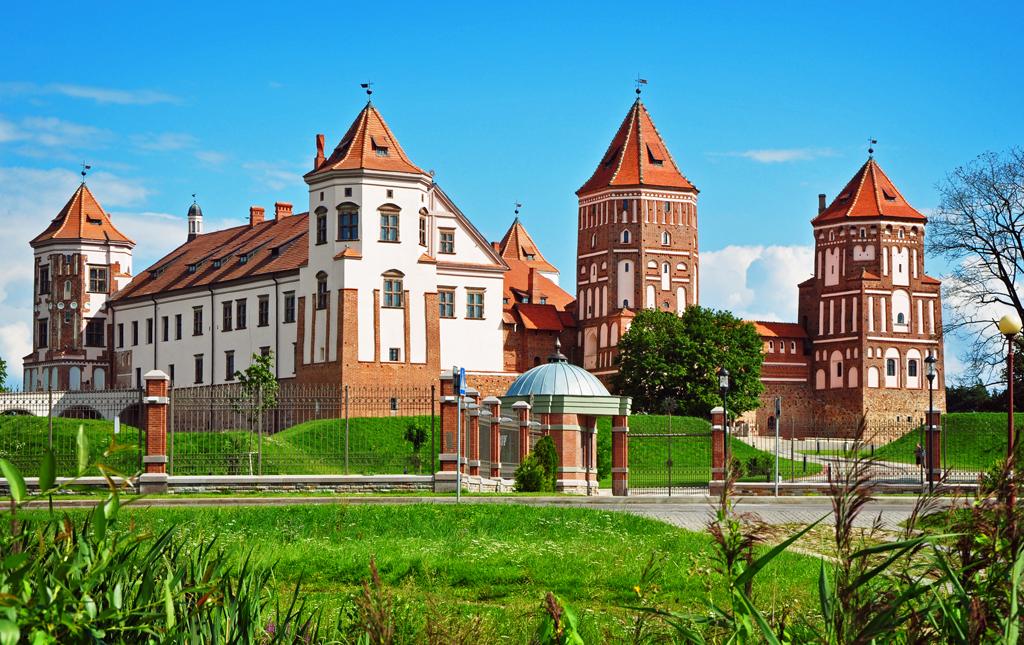 Мирский замок, Мир, Беларуссия