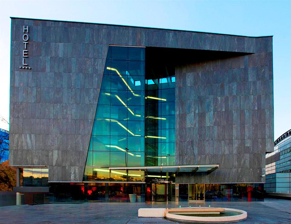 Гостиница NH Las Tablas Madrid