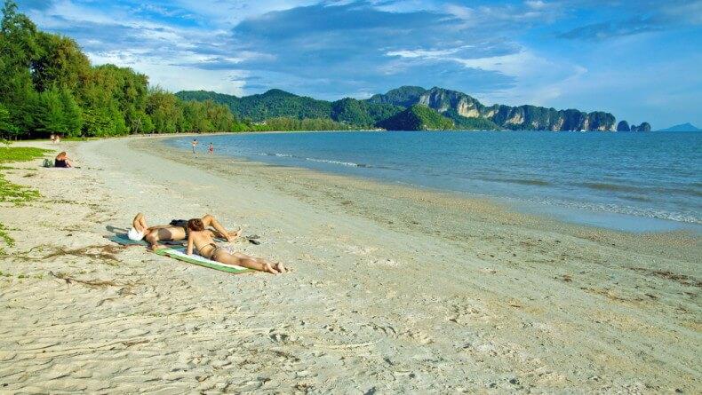 Лучшие пляжи в провинции Краби