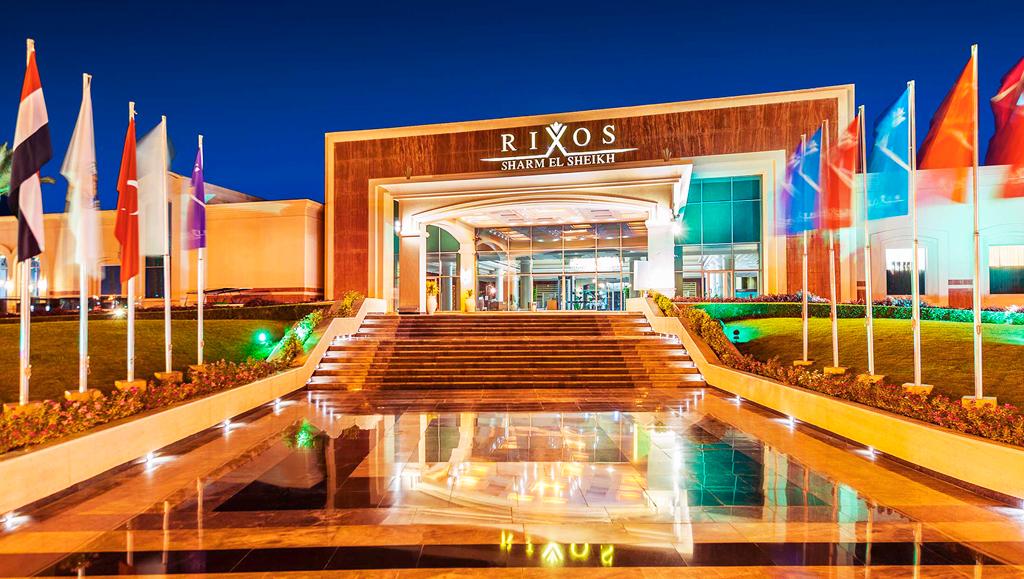 Hotel Rixos Sharm El Sheikh - Ultra All Inclusive
