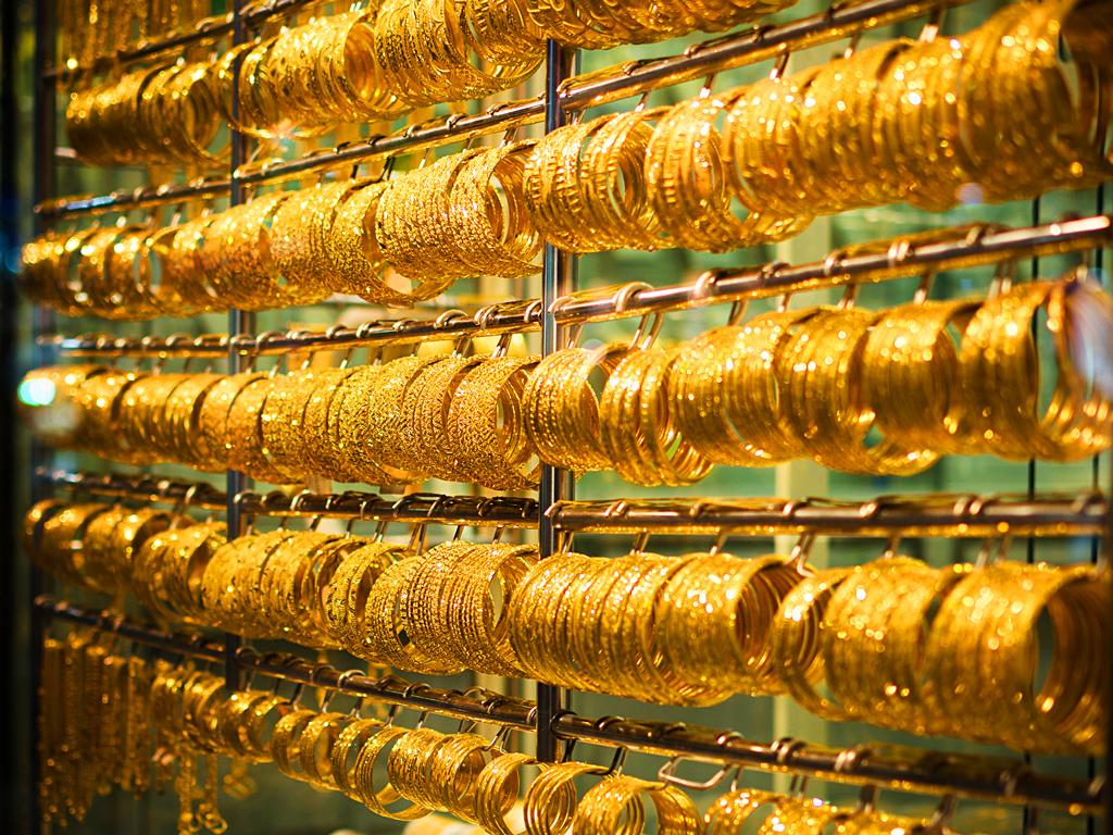 Рынок Голд Сук в Дубае
