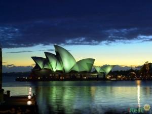 Сидней. Оперный театр