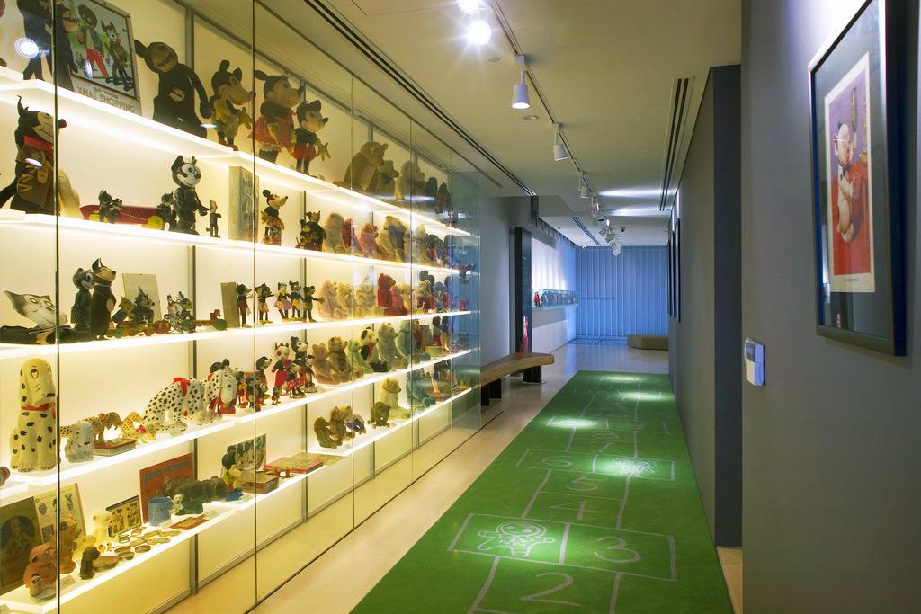 Музей игрушек MINT в Сингапуре
