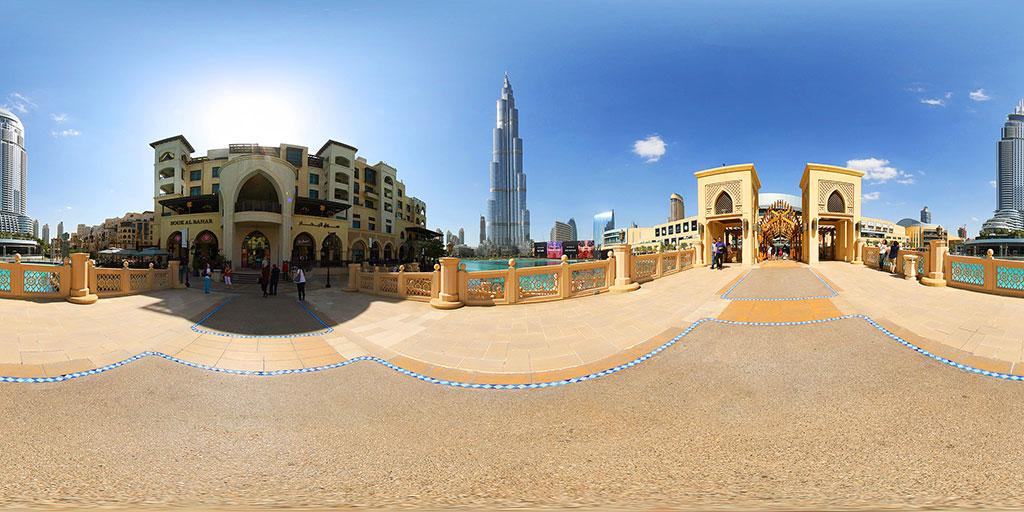 Торговый район Сук аль-Бахар