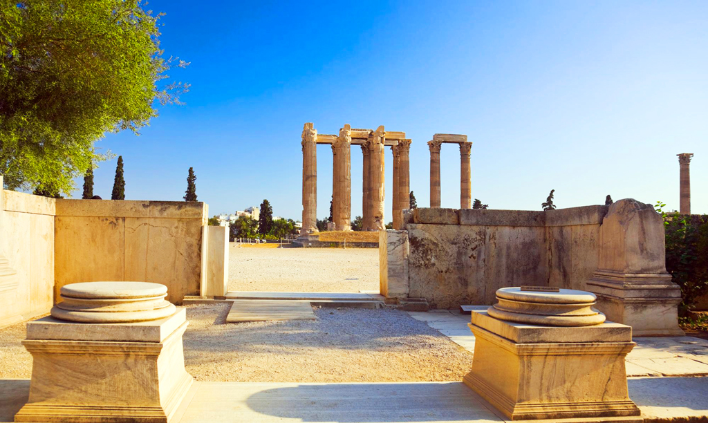 Temple-of-Zeus