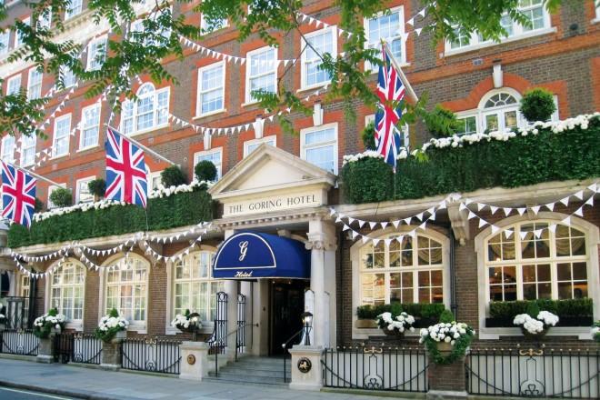 The Goring Hotel, Лондон
