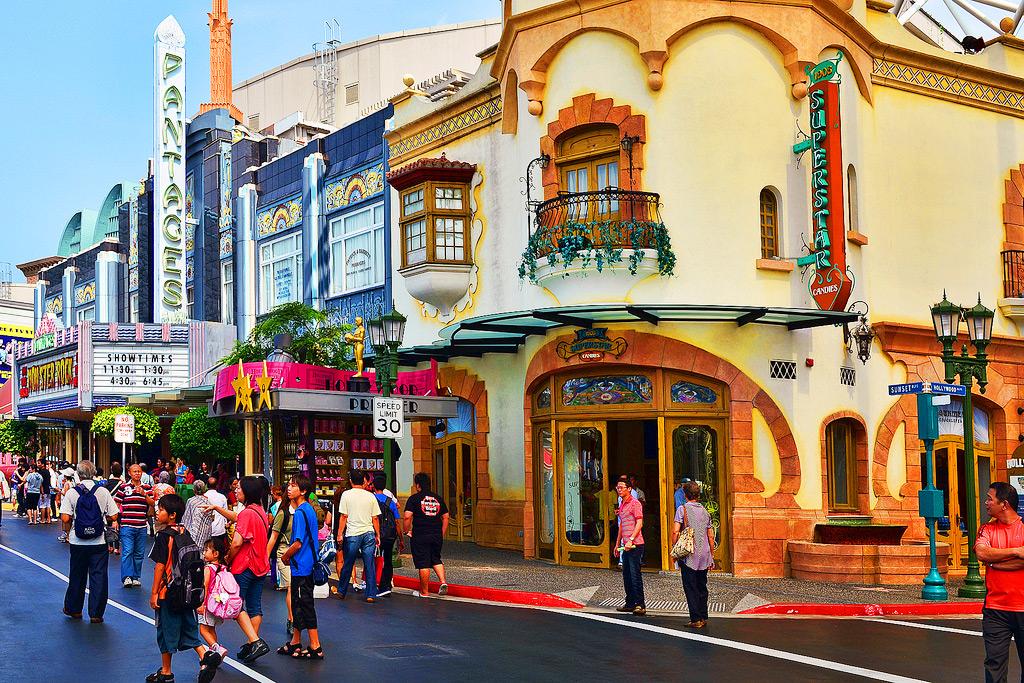 Universal Studios, Сингапур