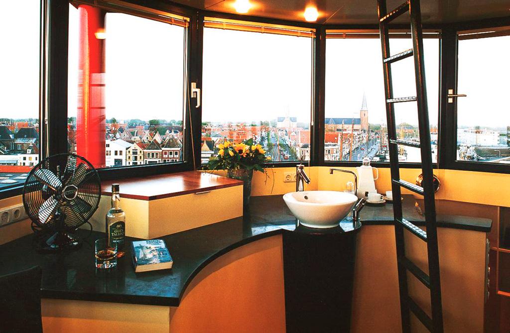 Номер в гостинице Lighthouse в Нидерландах