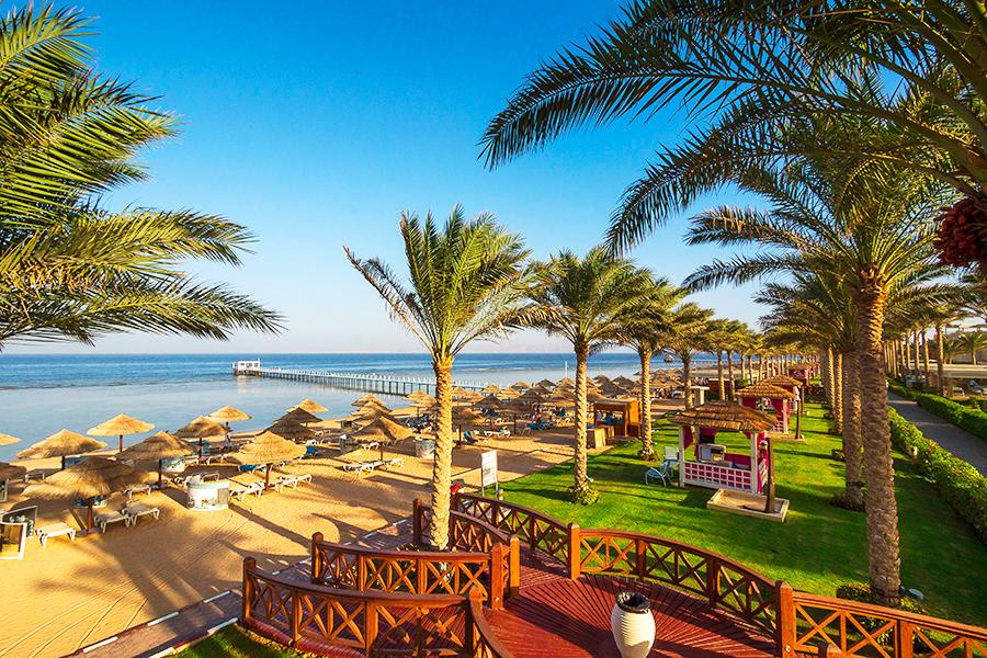 Пляж, Rixos Sharm El Sheikh