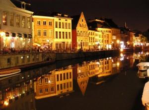 Путешествия в Бельгию