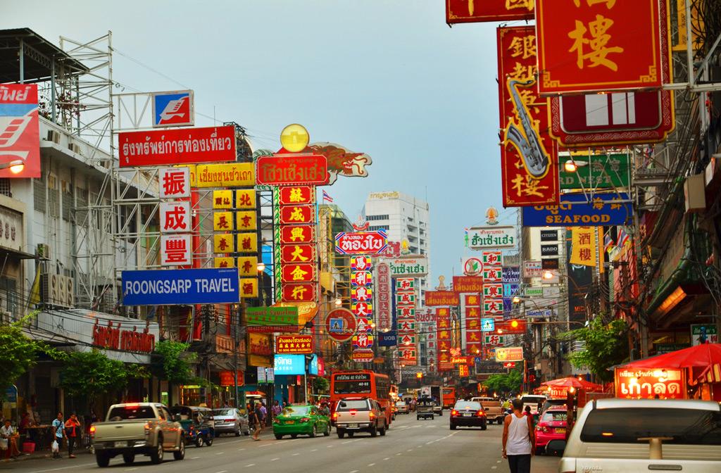 Китайский квартал Йаоварат, Бангкок