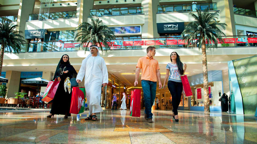 Дубайский торговый фестиваль 2015