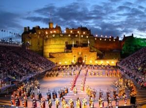 Эдинбург - жемчужина Шотландии