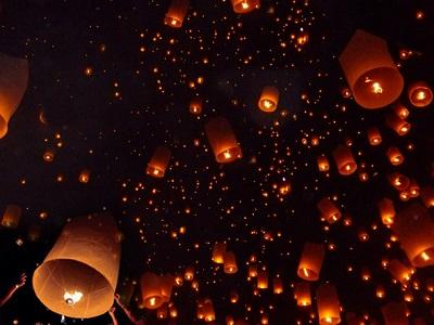 Фестиваль Небесных фонарей