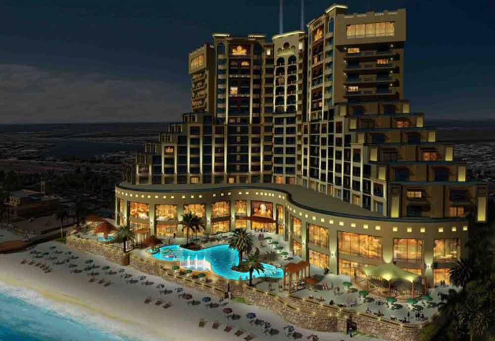 В ОАЭ готовится к открытию новый отель Fairmont