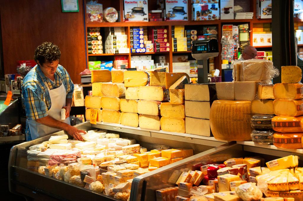 Рынок Святого Лаврентия в Торонто