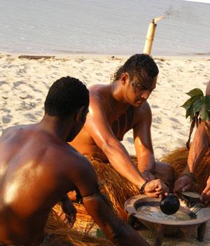 Фиджи - Кава церемония