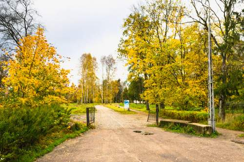 Парк Олонец.