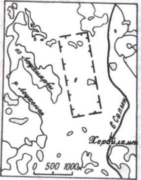 Уксинская озовая гряда
