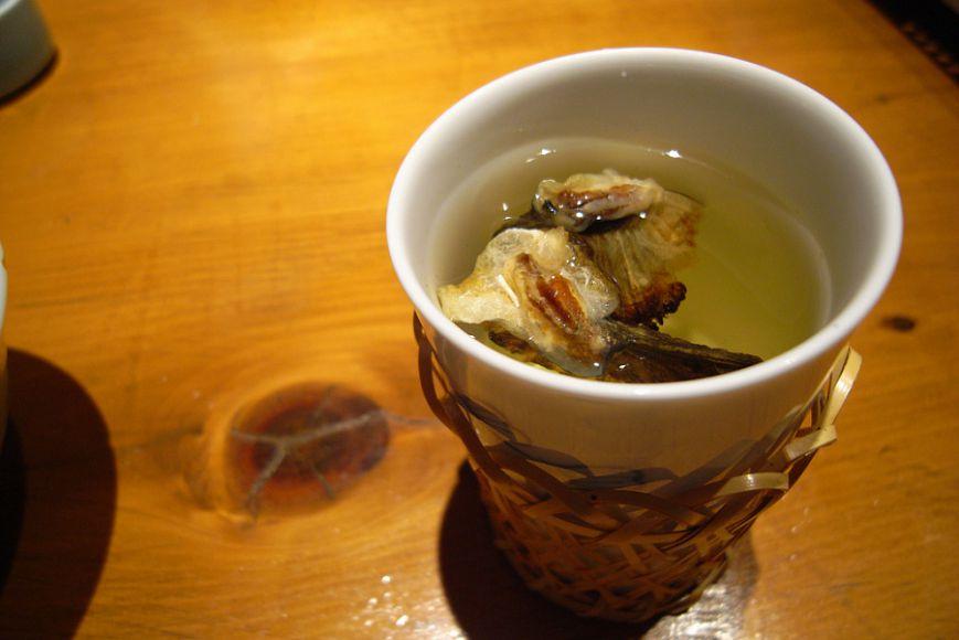 Фугу хире-саке