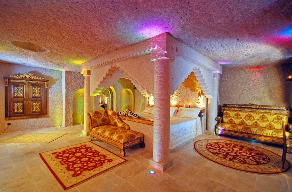 Номер в Gamirasu Cave Hotel в Турции (Каппадокия)