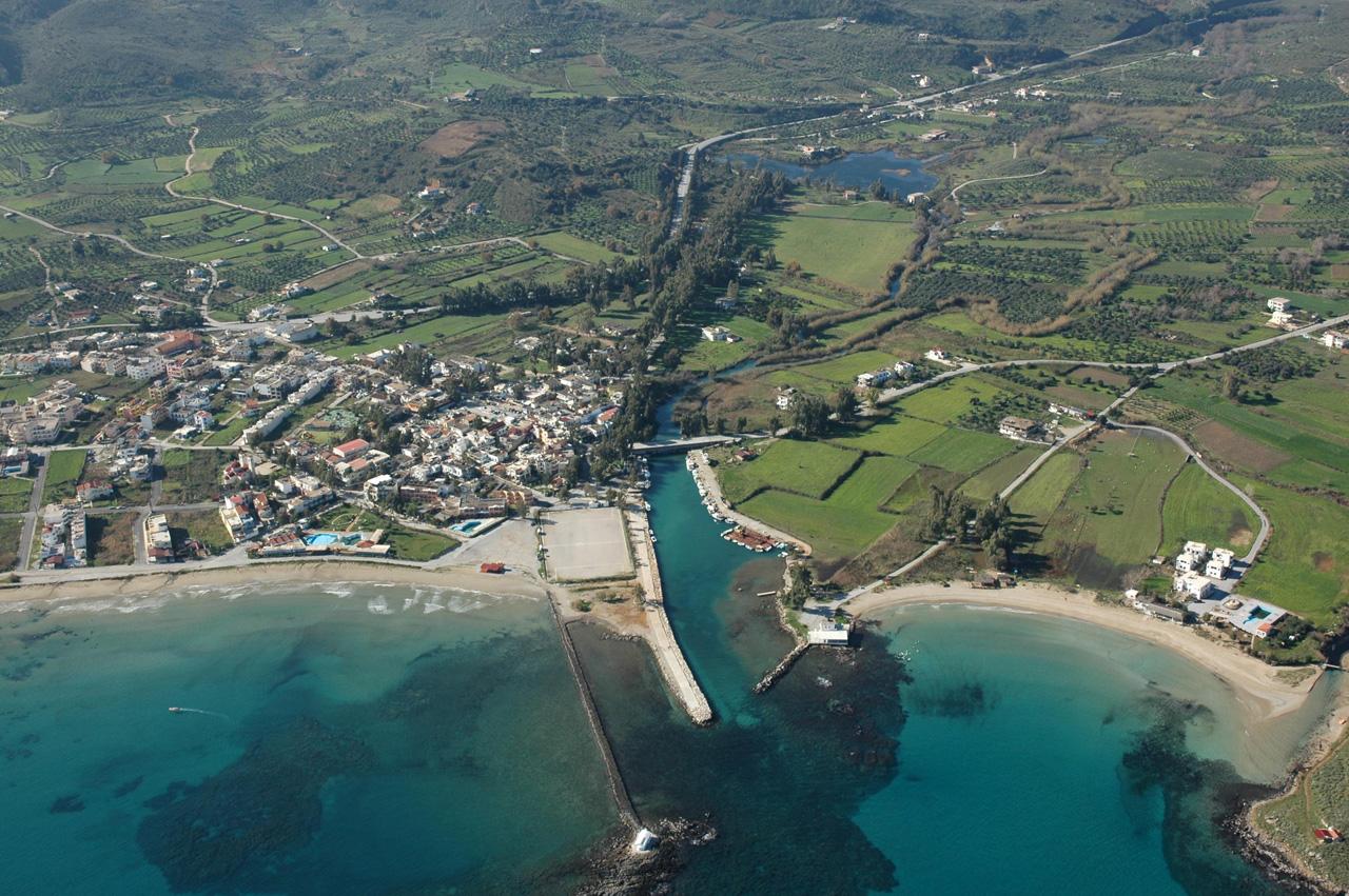 Деревня Вамос