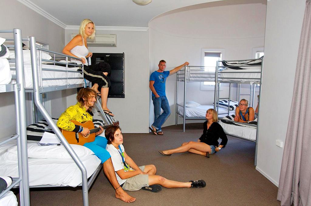 Атмосфера доброжелательности в хостеле