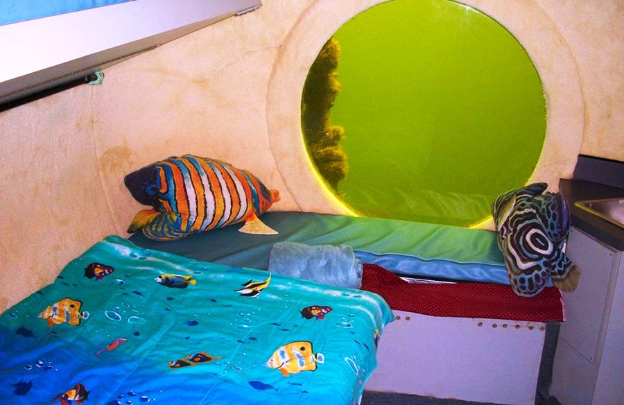 США (Ки-Ларго) – номера в Jules' Undersea Lodge